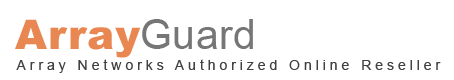 ArrayGuard.com - Array Networks Authorized Partner